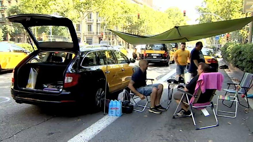 El sector del taxi pide perdón