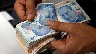 Die türkische Lira hat ein Rekordtief erreicht.