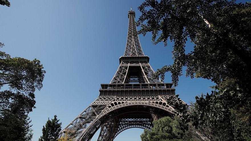 Sztrájk miatt zárva a párizsi Eiffel-torony