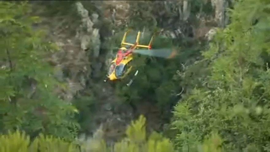 Corsica: onda anomala nel fiume, morti cinque escursionisti
