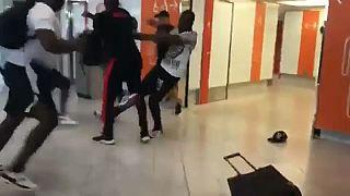 Rissa rap, l'Aeroporto di Parigi denuncia 14 persone