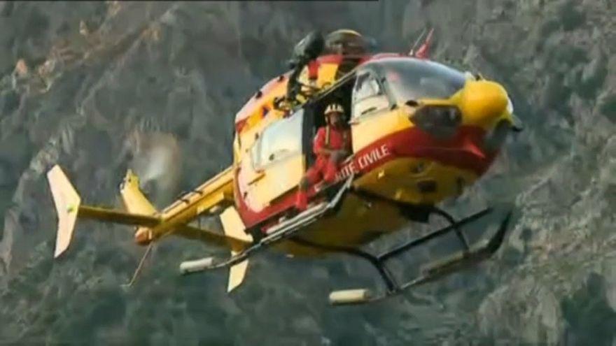 Orages : une crue dans un canyon en Corse fait 5 morts