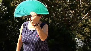 La ola de calor se cobra su primera víctima en España