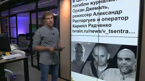 #TheCube: убийство российских журналистов в ЦАР
