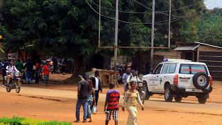 World Health Organisation talks exclusively to euronews about Ebola in the DRC