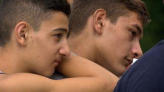 В Хорватии вспомнили жертв геноцида цыган