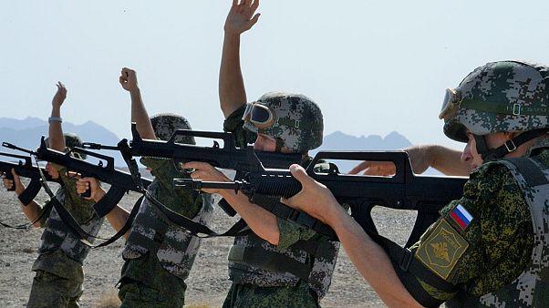 Международные армейские игры проходят в России в 4-й раз