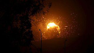 Yemen'deki saldırıda ölü sayısı 50'yi geçti