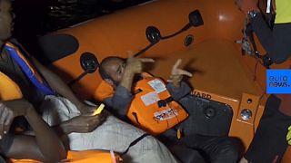 Méditerranée : sauvetage de 87 migrants paniqués à l'idée de devoir retourner en Libye