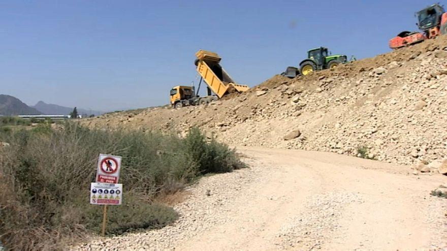 Meghalt a hőségtől egy spanyol munkás