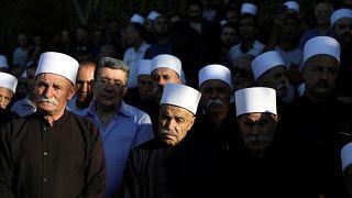 أفراد أعضاء بالطائفة الدرزية في إسرائيل