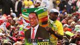 Новый лидер Зимбабве