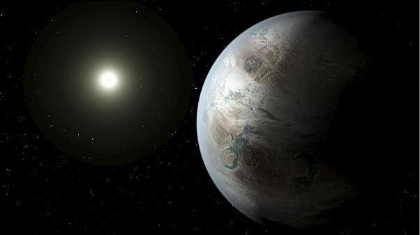Scientists reveal the exoplanet most likely to spawn alien life