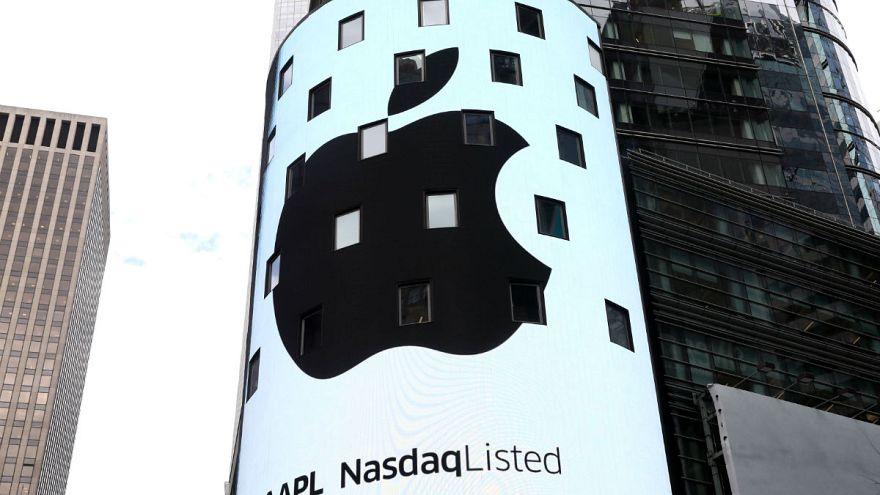 Apple vale um bilião de dólares