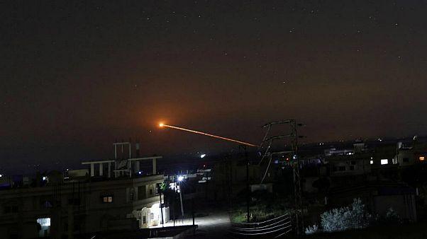 سوریه از انهدام «هدفی متخاصم» در غرب دمشق خبر داد