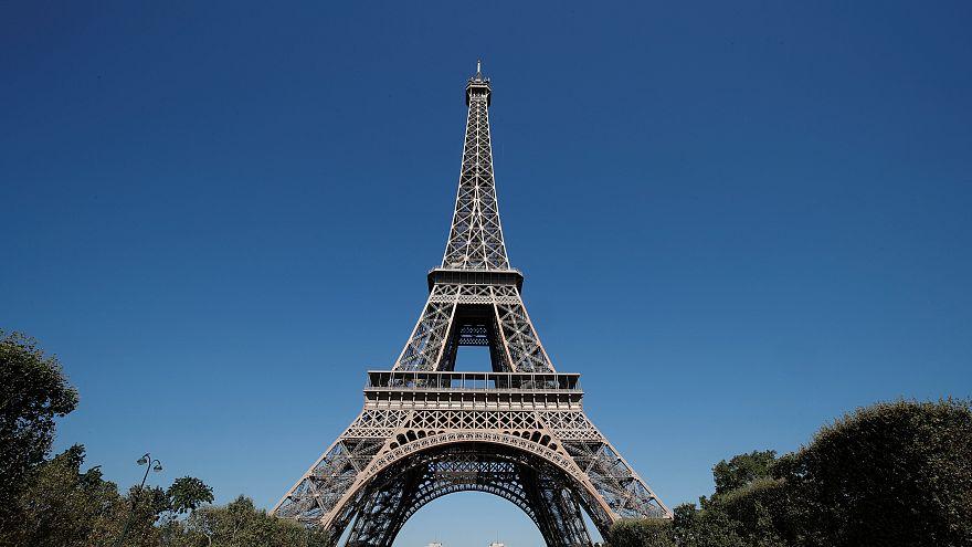 Fin de la huelga de los trabajadores de la Torre Eiffel