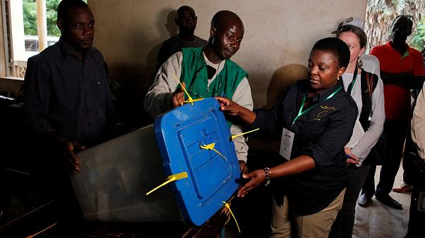 Mali jelenlegi elnöke nyerte a választás első fordulóját