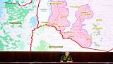 با عقبنشینی ایران، پلیس روسیه در بلندیهای جولان مستقر میشود