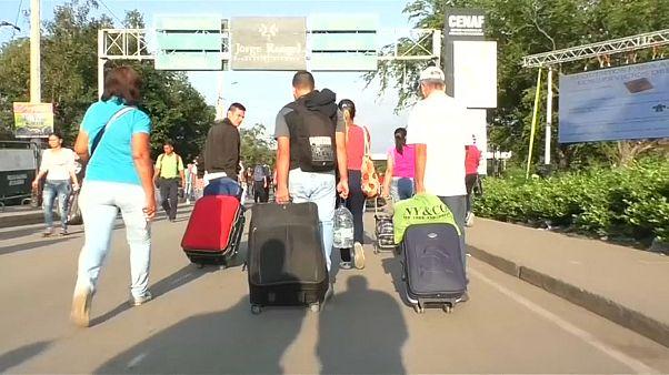 Colômbia concede autorização de permanência a 440 mil migrantes venezuelanos