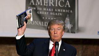 Trump yaptırım taktiğini kitabında yazmış: Baskıyı artır masaya güçlü otur
