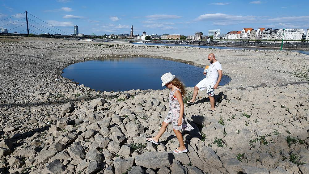 Why heatwaves in Europe are becoming the new normal