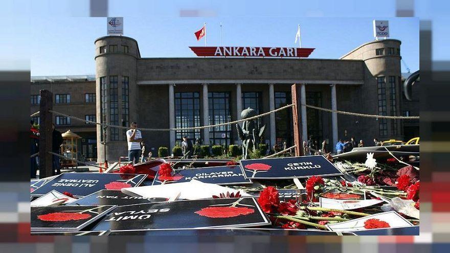 Ankara Garı saldırısı: 9 sanığa 101'er kez ağırlaştırılmış müebbet hapis cezası