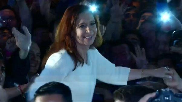 La expresidenta argentina acorralada por la corrupción