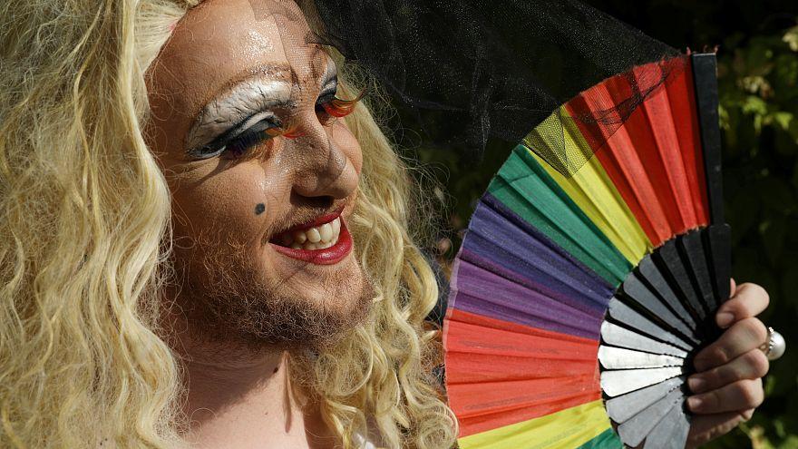 Marcha LGBT en Jerusalén entre protestas de ultraortodoxos judíos