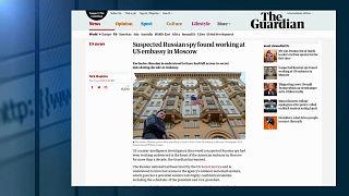 Una spia russa nell'ambasciata Usa a Mosca