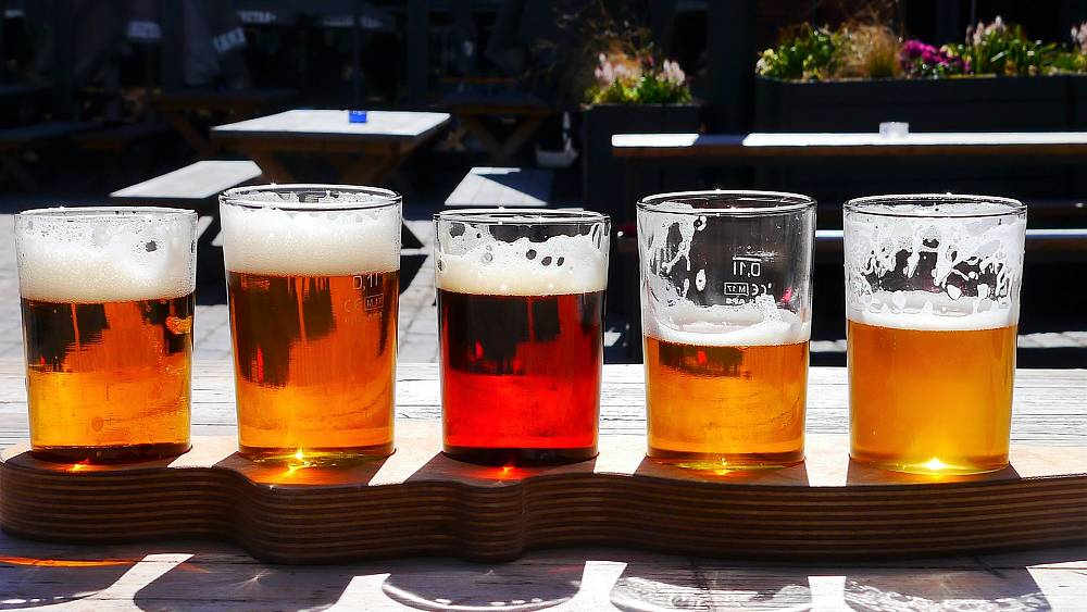 Cities around the world celebrate International Beer Day, as Germany grapples with demand