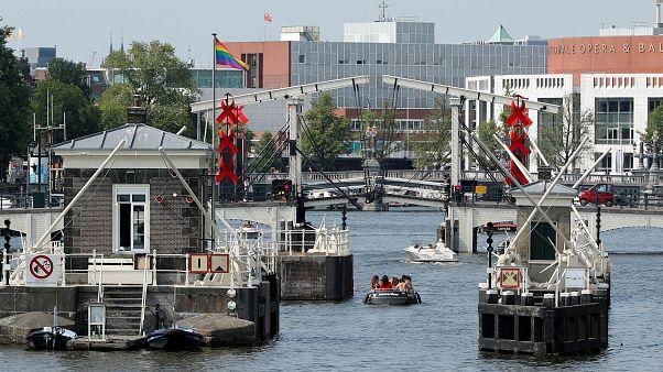 Los estudiantes extranjeros desbordan las universidades de Holanda