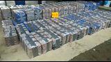 Nuevo golpe de Costa Rica al narcotráfico