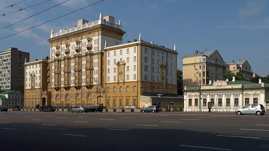 Orosz kémnő dolgozhatott az amerikai nagykövetségen Moszkvában