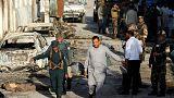 Afganistan'da Şii camisine intihar saldırısı: Onlarca ölü ve yaralı