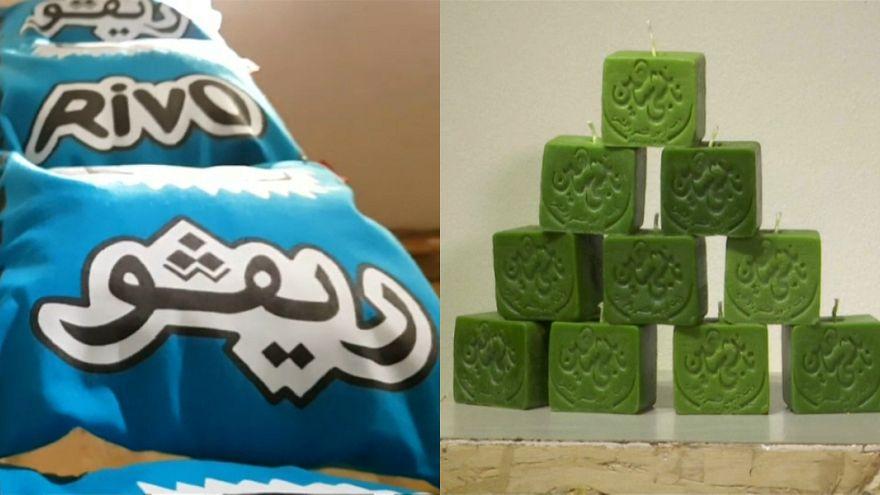 """شاهد: منتجات مصرية تتحدى الزمن في معرض """"كايروبوليتان"""""""