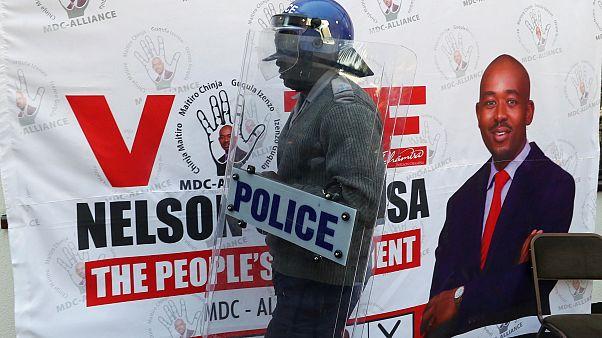 Mnangagwa estende a mão a Chamisa, mas reafirma vitória