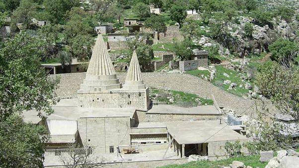 لالش، زیارتگاه اصلی ایزدی ها