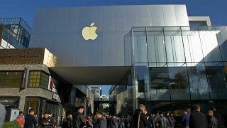 Apple: vom fast Bankrott zum Börsenrekord