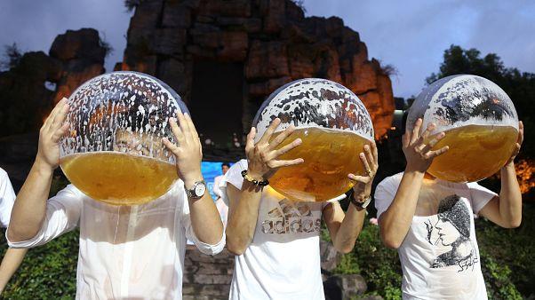 Les chiffres de la bière en Europe