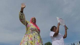 Tahira Amatul Wedud ABD Kongresi'nin ilk Müslüman kadın üyesi olmak için yarışıyor