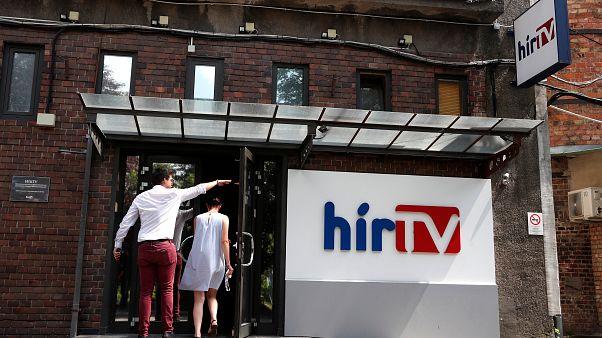 A Riporterek Határok Nélkül elítéli a HírTV átvételét