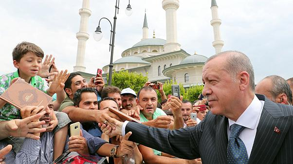ابراز امیدواری اردوغان به همکاری با آمریکا در شمال سوریه