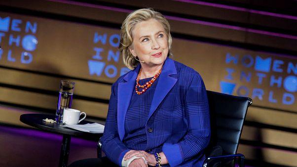 Η Χίλαρι Κλίντον γυρίζει τηλεοπτικό δράμα!