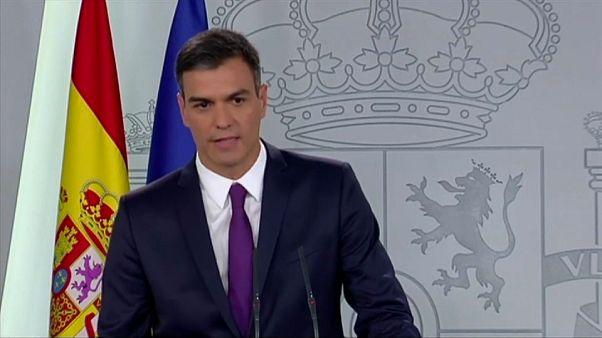 """Sánchez mantiene que el Gobienro no emprenderá """"ninguna vía judicial más"""" en Cataluña"""