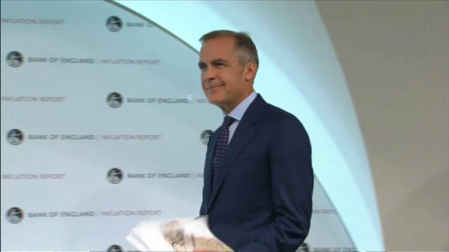 Bank of England governor issues Brexit warning