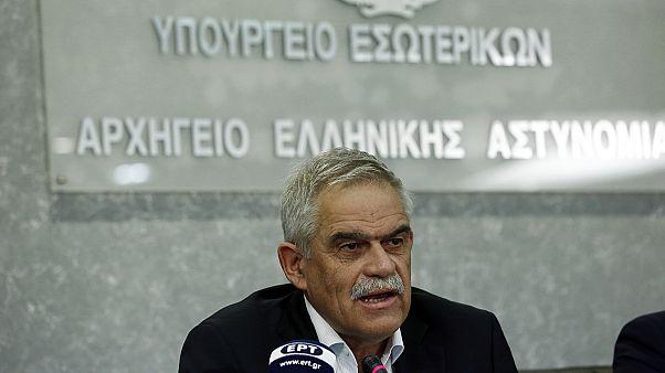 Παραιτήθηκε ο αναπληρωτής υπ. Προστασίας του Πολίτη Νίκος Τόσκας