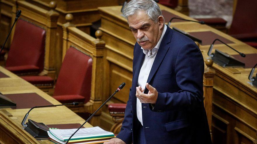 Ministro da Ordem Pública da Grécia demite-se
