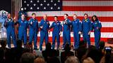 U.S. to resume manned space flights