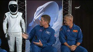 NASA benennt Astronauten für Testflüge