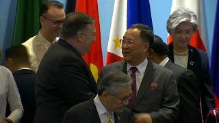 Mike Pompeo apela à pressão sobre a Coreia do Norte